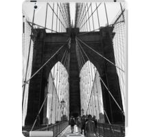 Brooklyn Bridge NYC iPad Case/Skin