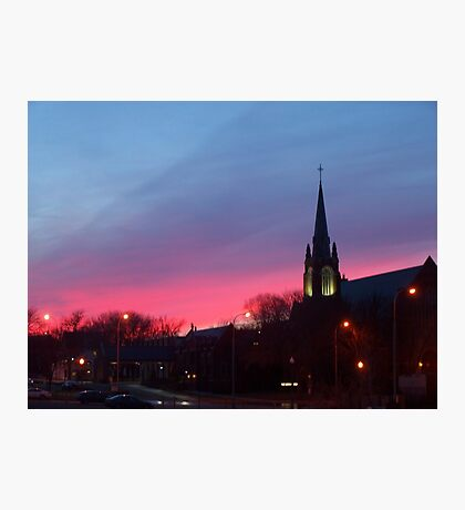 Twilight Sanctuary Photographic Print