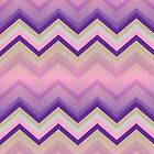 Zig Zag Chevron Pattern by Medusa81