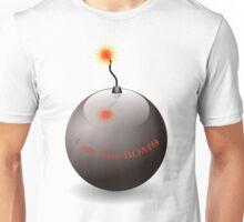I am The Bomb Unisex T-Shirt