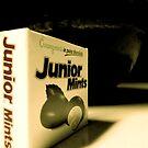 Junior Mints by Ariel Faraci