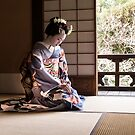 Kyoto Maiko by Christina Backus
