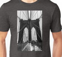Brooklyn Bridge NYC Unisex T-Shirt
