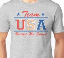 "Veteran's Day ""United We Stand"" T-Shirt Unisex T-Shirt"