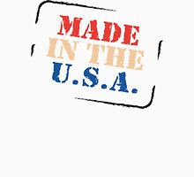 "Veteran's Day ""Made In The USA"" T-Shirt T-Shirt"