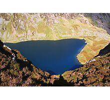 Liyn Cau Lake - Cadair Idris - South Snowdonia - Wales Photographic Print