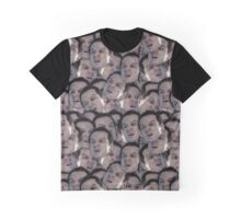 YOU CANT STOP THE MORIPARTY (tiled) Graphic T-Shirt
