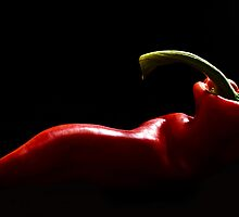 Sweet Red Pepper by Ellesscee