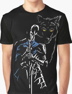 Knight & Wolf Graphic T-Shirt