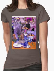 Determined Womens Fitted T-Shirt