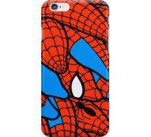 Spider Guy Pattern iPhone Case/Skin