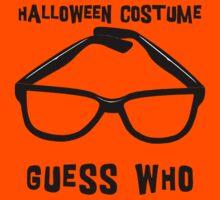 "Halloween ""Halloween Costume - Guess Who?"" T-Shirt Kids Tee"