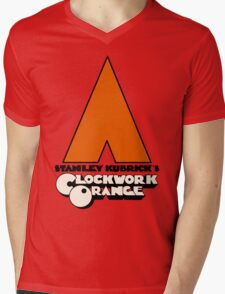 A Clockwork Orange I Mens V-Neck T-Shirt