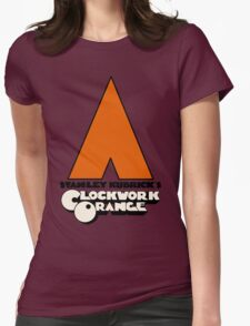 A Clockwork Orange I Womens Fitted T-Shirt
