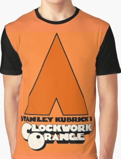 A Clockwork Orange I Graphic T-Shirt