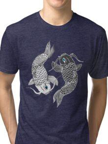 Yin and Yang Tri-blend T-Shirt