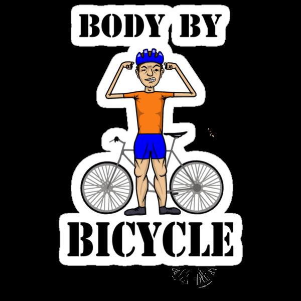 Body by Bicycle by uncmfrtbleyeti