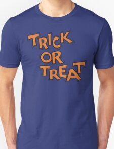 "Halloween ""Trick or Treat"" T-Shirt T-Shirt"