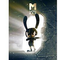Matoki Daehyun Matrix M Photographic Print