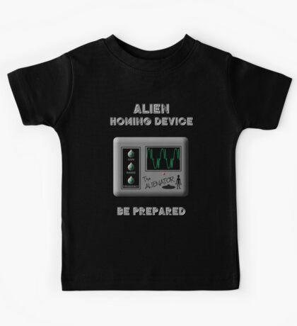 Alien Homing Device Kids Tee