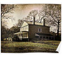The Mansion at Atsion Poster