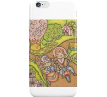 Sometimes Getting Lost iPhone Case/Skin