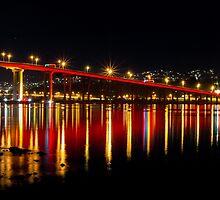 Red Bridge by LilLizphoto