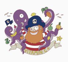 Pirate's need Vitamin C One Piece - Short Sleeve
