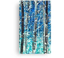 Dream Woods Canvas Print