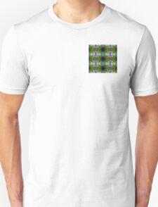 Rainbow Protea Wallpaper Unisex T-Shirt