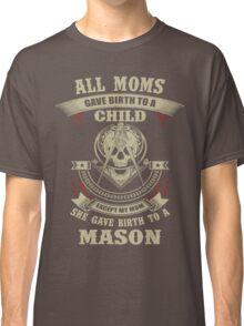 I AM FREEMASON Classic T-Shirt