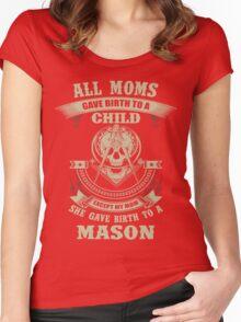 I AM FREEMASON Women's Fitted Scoop T-Shirt