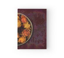 Box of Dried Roses Hardcover Journal