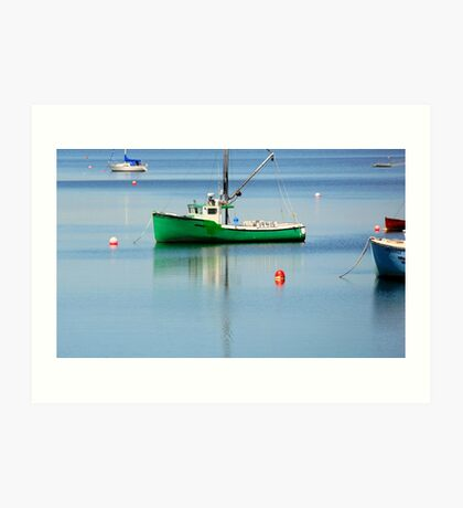 boats plus.. Art Print