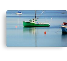 boats plus.. Canvas Print