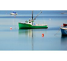 boats plus.. Photographic Print