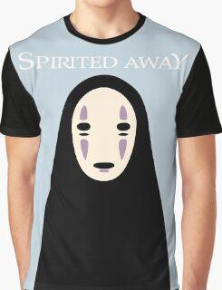 Spirited Away / No Face Graphic T-Shirt