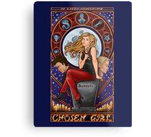 Chosen Girl Metal Print