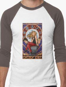 Chosen Girl Men's Baseball ¾ T-Shirt