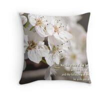 ~ Grace, Love & Fellowship ~ Throw Pillow