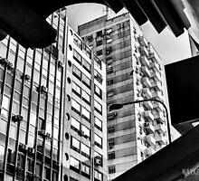 Urban symphony by Nayko