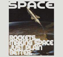 Space... Rockets by EndersBean