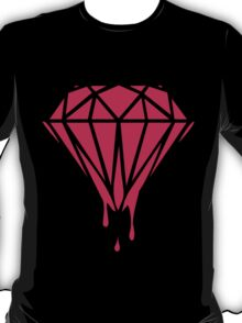 Neon Dripping Diamond T-Shirt