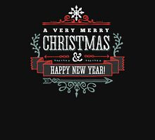 Merry chirstmas and happy new  year 2016 Unisex T-Shirt