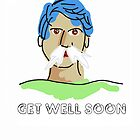 Get well soon by Paola Kathuria