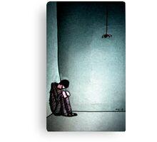 cocoon corner Canvas Print
