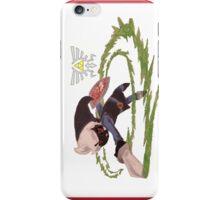 Evil Zombie Toon Link iPhone Case/Skin