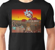 Attack on morty Unisex T-Shirt