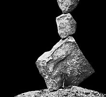 Balancing Rocks... by Laurie Minor