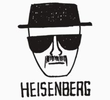 Heisenberg Sketch by SublimeKush